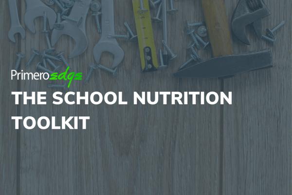School Nutrition Toolkit Webbie