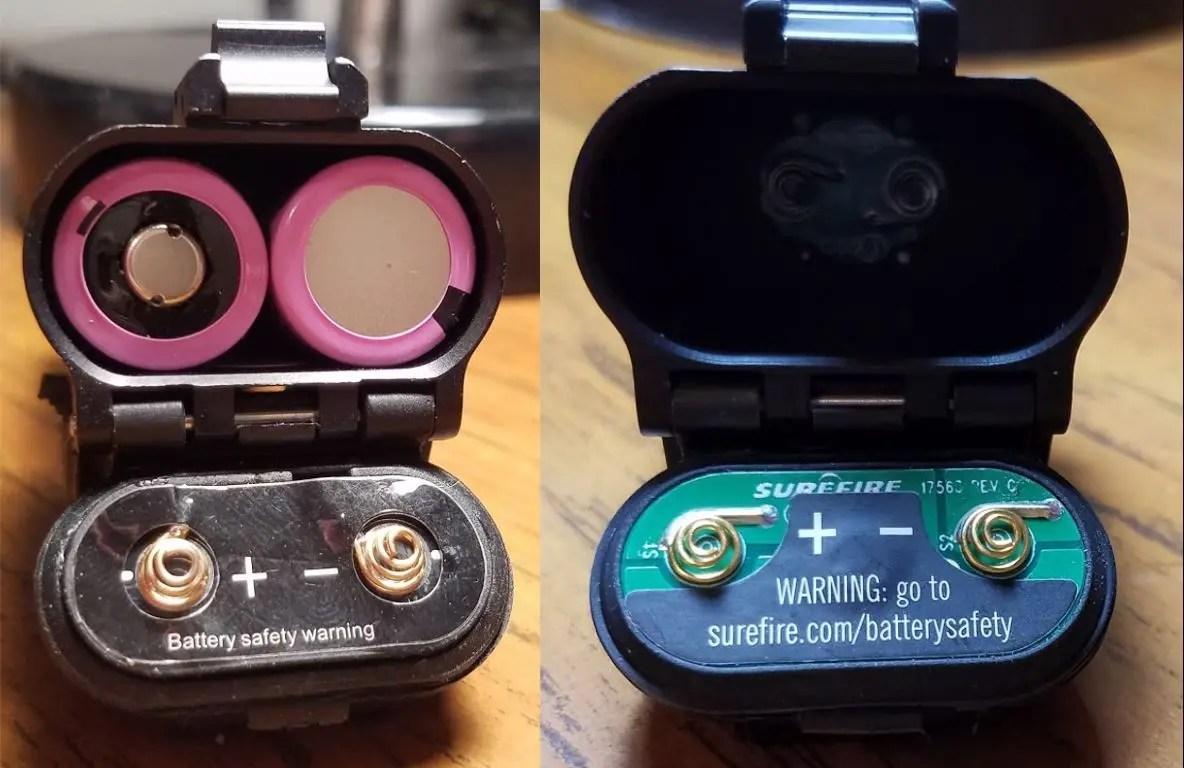 Surefire X300u Counterfeit