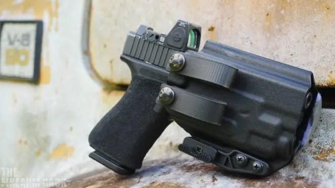 Glock 19 TLR-7 holster
