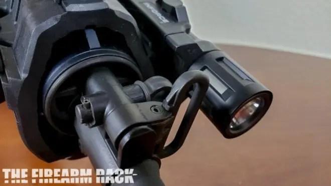Beretta ARX-100 Gas Block