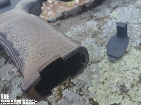 Magpul K2 Grip Compartment