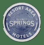 Logo hotel disney springs