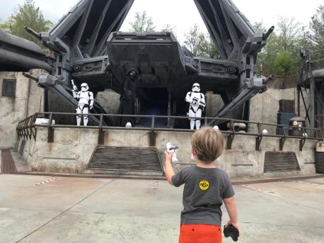 stormtroopers covid magia disney