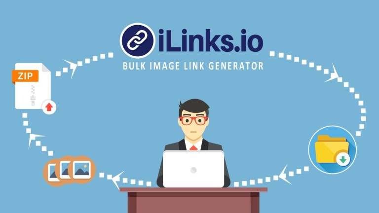 iLinks.io - Create image links in bulk now