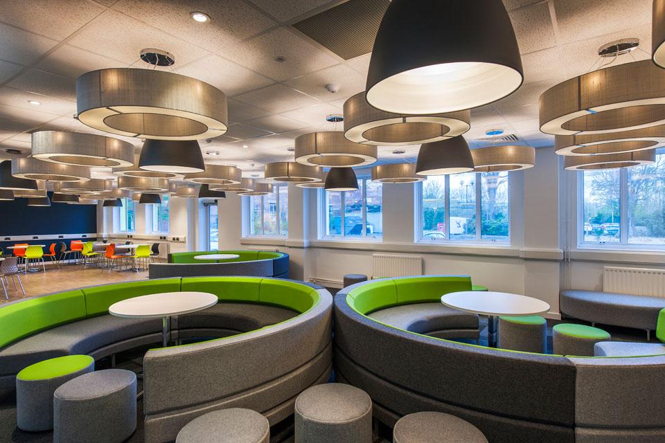 University Fit Out & Refurbishment - Birmingham City   Prime Solutions UK