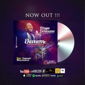 Prospa Ochimana Ekwueme lyrics Ft. Osinachi Nwachukwu