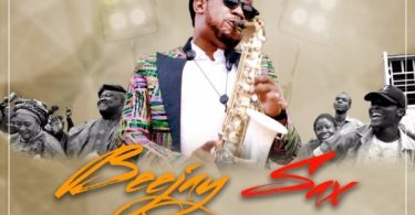 Beejay-Sax-Mighty-God Video cover