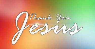 Download Music: Thank You Jesus Mp3 by Kenny Rich