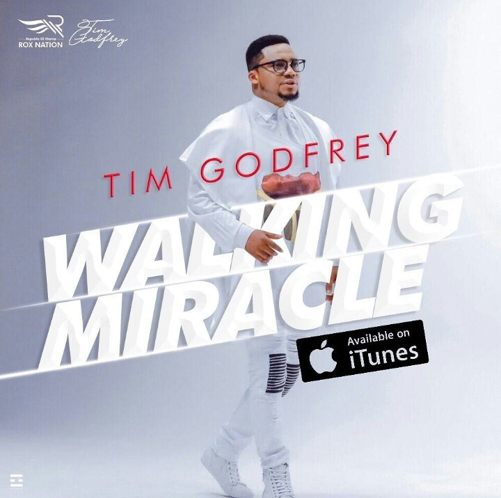 Walking Miracle lyrics by Tim Godfrey