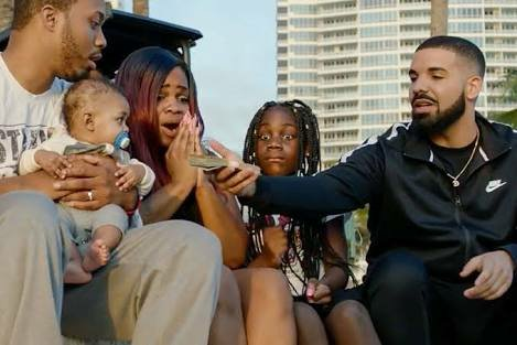 Music Video : God's Plan +lyrics by Drake