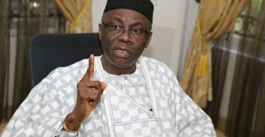 2019: I'll Support Buhari's Re-Election Bid – Pastor Tunde Bakare