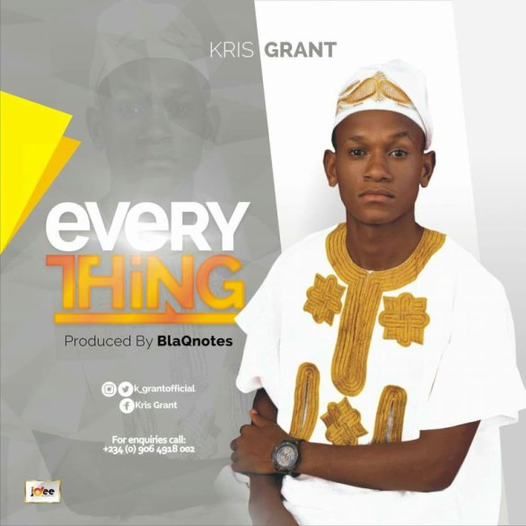 Download Music Everything Mp3 By Kris Grant