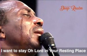 """Download Music I Want To Live Where You Are"""" Mp3 +Lyrics By Pastor Paul Enenche"""
