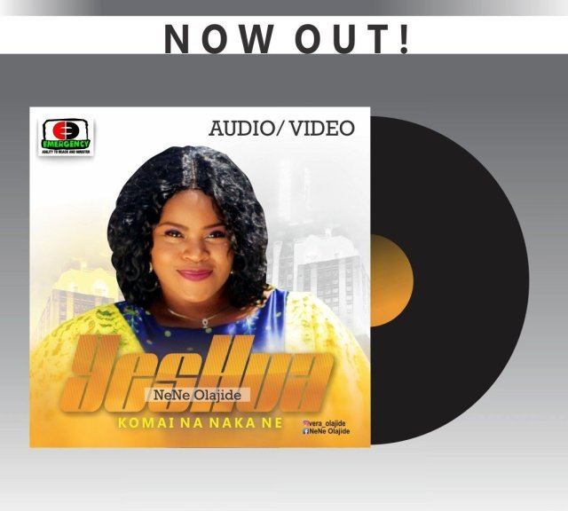 Download Music &  Watch video  Yeshua by  NeNe Olajide