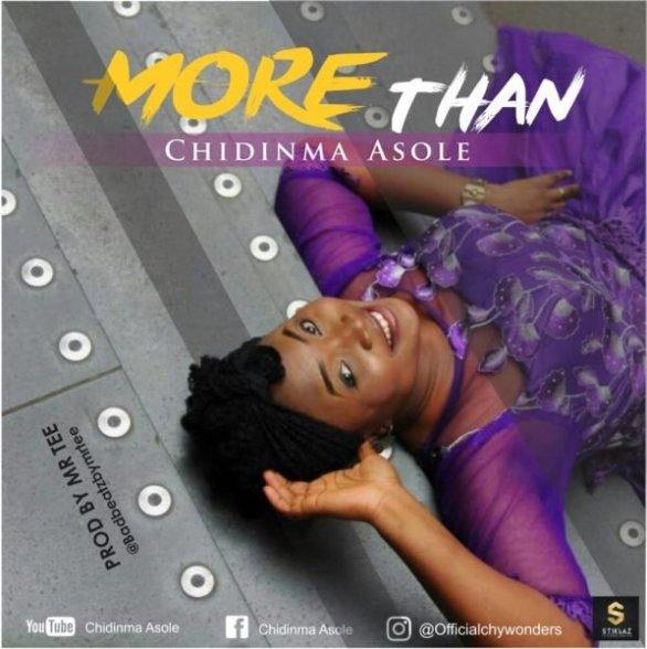 Download Music More than Mp3 By Chidinma Asole