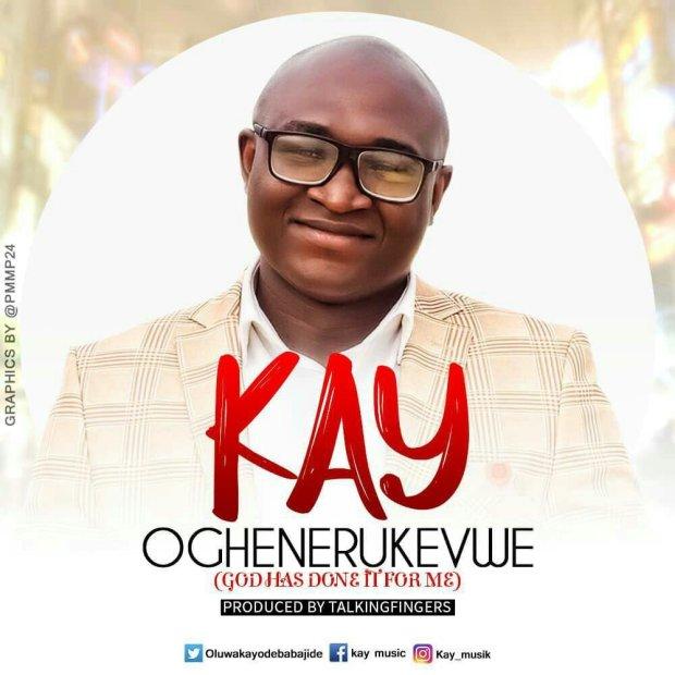 Oghenevwairhe By Kay
