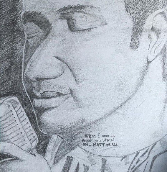 """Nathaniel Bassey Next Album Art """"A Gift from Ikoyi Prison After Ministering"""""""