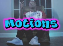 """Aaron Cole drops """"Motions"""" (Mp3 +Video)"""