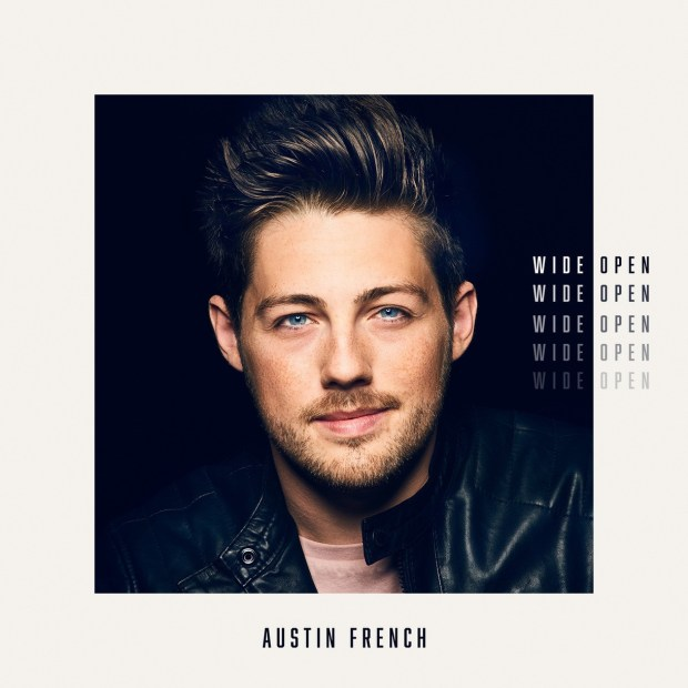 Wide open Album Songs & Tracklist by Austin French