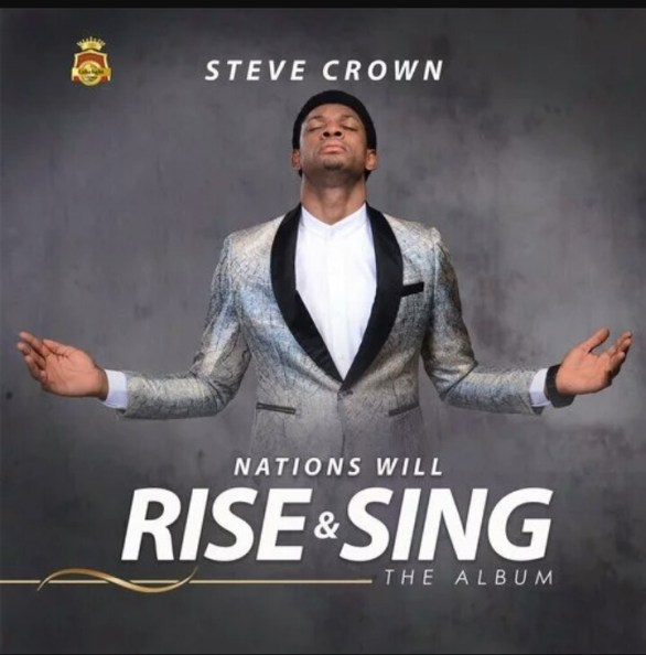 """Enjoy debut """"You are worthy of my praise Mp3 By Steven Crown"""