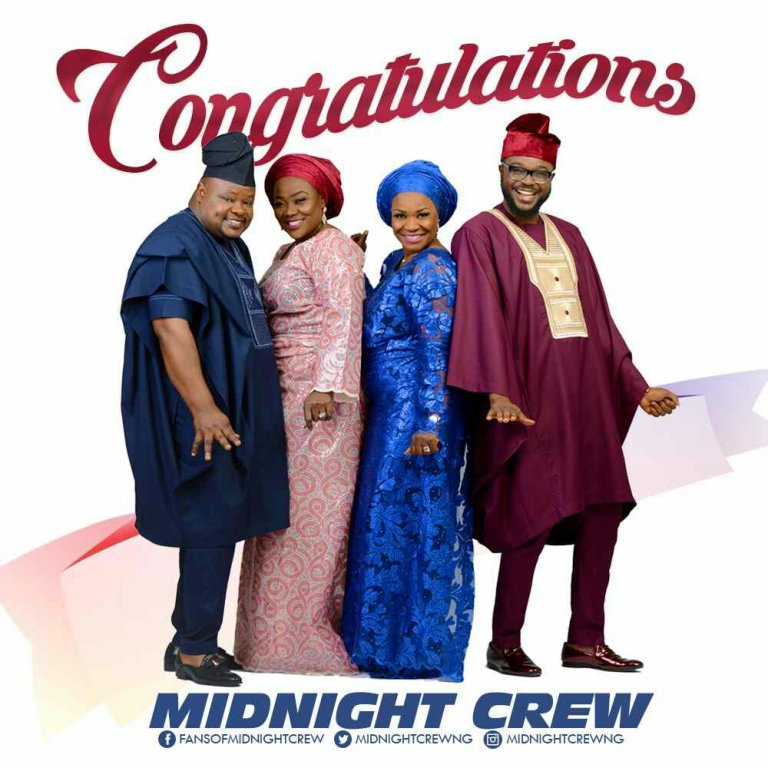 """Download Music """"Good God"""" & """"Congratulation"""" Mp3 By Midnight Crew"""