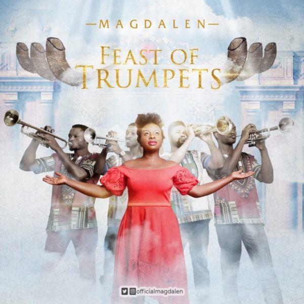 Audio: Magdelen – Feast Of Trumpets [Mp3 Download]
