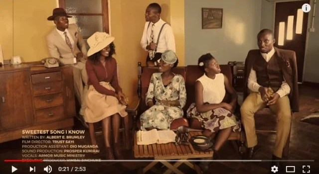 Watch Video & Download Sweetest Song I Know By Armor Music Ministry