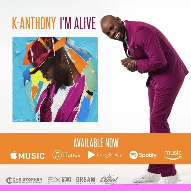 Download Music  I'm Alive Mp3 By K-Anthony