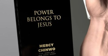 Download Music Power belongs to God Mp3 By Mercy Chinwo
