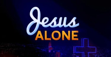 Watch video & download Jesus Alone By New Gen