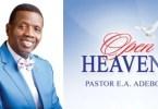 Open Heaven 20 February 2019 – Cornered By God's Mercy
