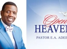 Open Heaven 20 February 2019 – Cornered By God's Mercy