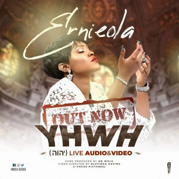 Watch & Download Video YHWH (יהוה) By Ernieola