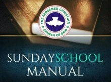 RCCG Sunday School TEACHER's Manual 21 April 2019 – Only One God