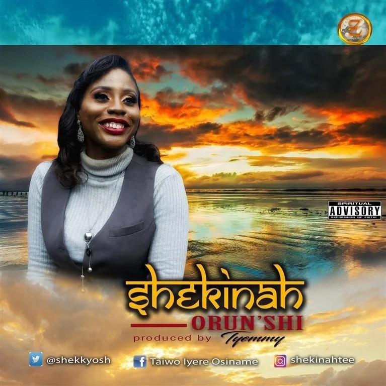 Download Music orun shi Mp3 By Shekinah