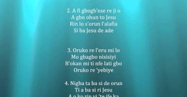 Download Yoruba Hymn, Onisegun nla wa nihin Jesu abanidaro Mp3