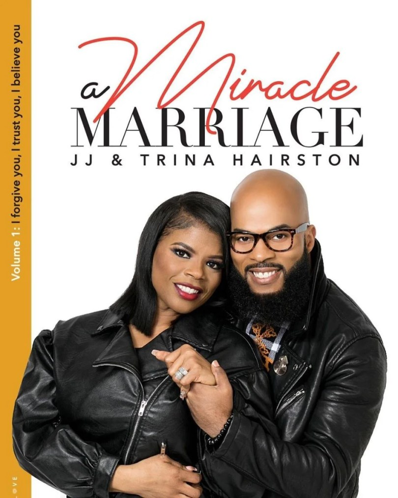 """Download Book """"A Miracle Marriage"""" PDF By JJ & Trina Hairston"""