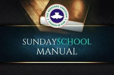RCCG Sunday School TEACHER's Manual 7 July 2019 – Effective Prayers (Part 2)