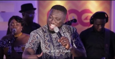 DOWNLOAD MP3: MOGmusic – God of Miracles feat. Ps Edwin Dadson