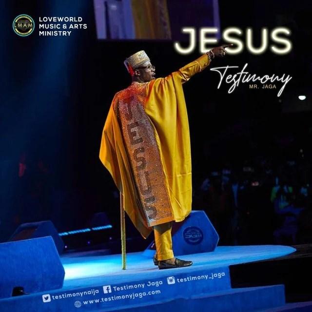 Download Music Jesus mp3 By Testimony Jaga