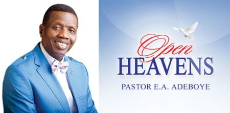 Daily Devotional By Pastor E. A. Adeboye