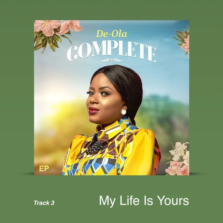 DOWNLOAD MP3: De Ola – My Life Is Yours