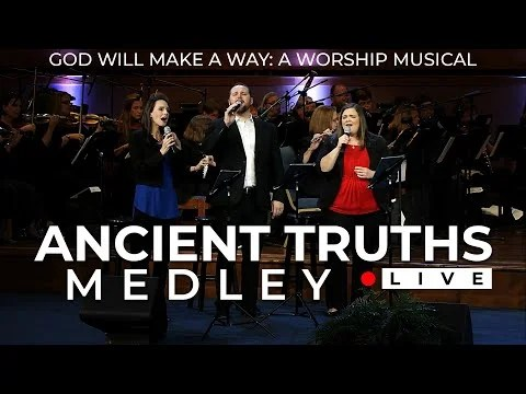 Download Music Ancient Truths Medley Mp3 By Don Moen