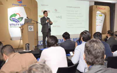 Utility Day Metering Ecosystem conference exceeded expectations