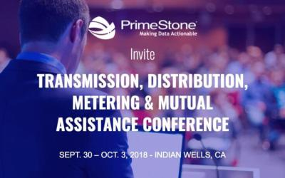 PRIMESTONE AT EEI'S TRANSMISSION, DISTRIBUTION, METERING & MUTUAL ASSISTANCE CONFERENCE