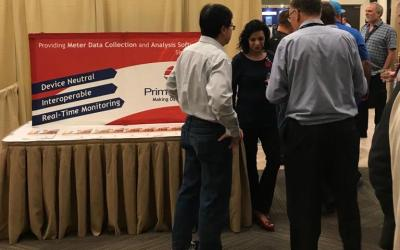 PrimeStone team attended the EDA Niagara Grand & Western Districts Joint Metering Exhibition & Workshop
