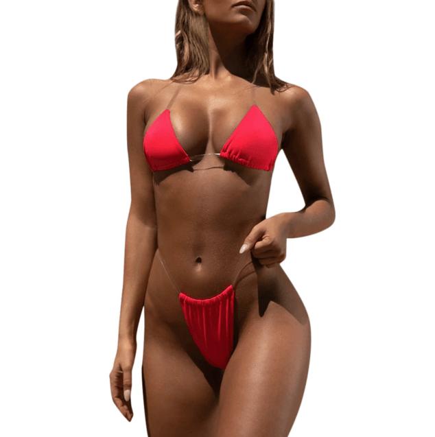 Nova Invisible String Bikini