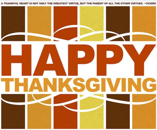 Happy Thanksgiving from Prime Surgicare, NJ!