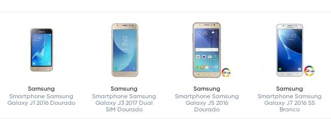 Samsung Galaxy J3 (2017) com novo update de firmware 1