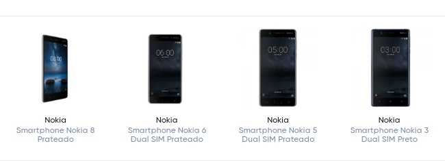Análise Nokia 5 o pequeno e pouco determinado equipamento da Nokia 1